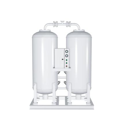 GWD吸附式压缩<br>空气干燥机