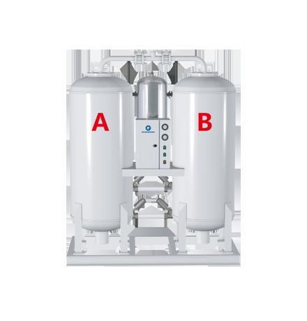 WZG微热再生压缩<br>空气干燥机