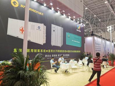CHCC2020展会,万博全站端app高科展现品牌实力!